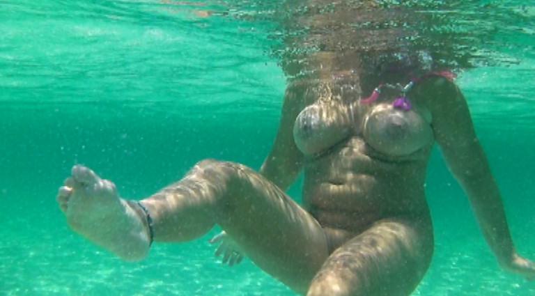 Es Trenc Unterwasser