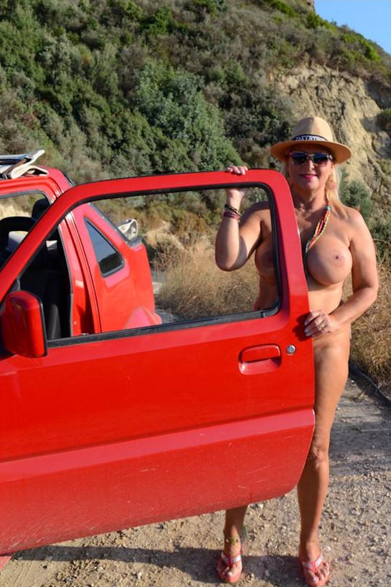 Heiße Jeep-Tour auf Zakynthos