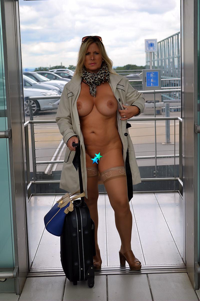 Foto von nackten Nudisten